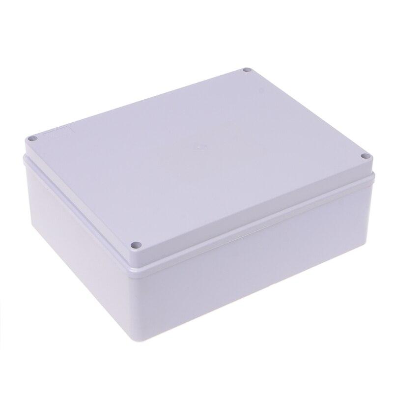 Superb 240x190x90mm ABS Enclosure Junction Box Adaptable IP55 Waterproof Weatherproof