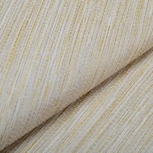 Image 4 - Однотонные соломенные обои с тесьмой, рельефная настенная Бумага Из искусственной соломы для отеля, столовой, цвета: бежевый, серый, рулон 10 м