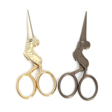 Mini Gold Tailor Sheep Shape Sewing Scissors Embroidery Hot For Fabric Vintage Tailors Supplies Scissor Tools DIY