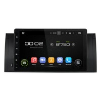 9 inch Android Car Radio for BMW E39 E53 X5 with Mirror Link No DVD Built in 16G auto multimedia Stereo Car Video GPS Navigation