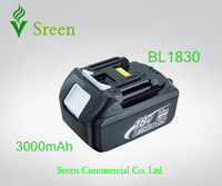 3000mAh New Emergency Rechargeable Lithium Ion Replacement Power Tool Battery for Makita 18V BL1830 LXT400 194205_200x200 aliexpress com buy hi quality most stable power tool lithium ion  at readyjetset.co