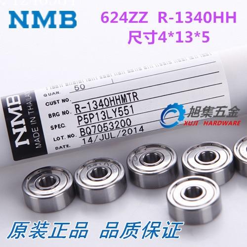 [SA]Wire bearings imported Japanese NMB 623ZZ 624ZZ 625ZZ 626ZZ 627ZZ 628ZZ 629ZZ miniature bearings--50pcs/lot
