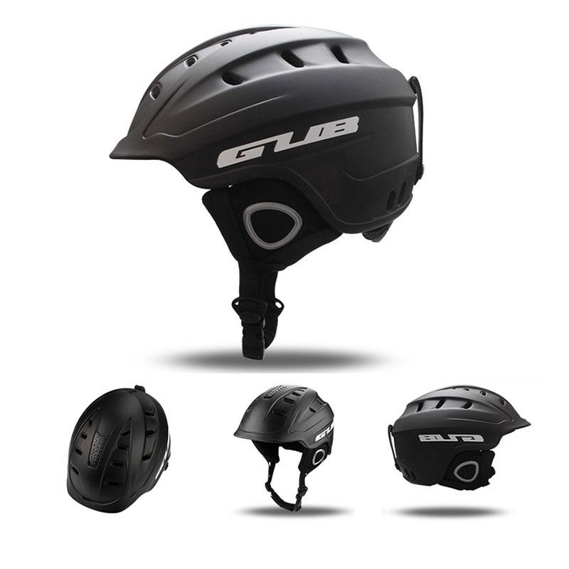 GUB 616 Multi functional Skiing Helmet MTB Bike Bicycle Sports Cycling Helmet Safety Horse for men