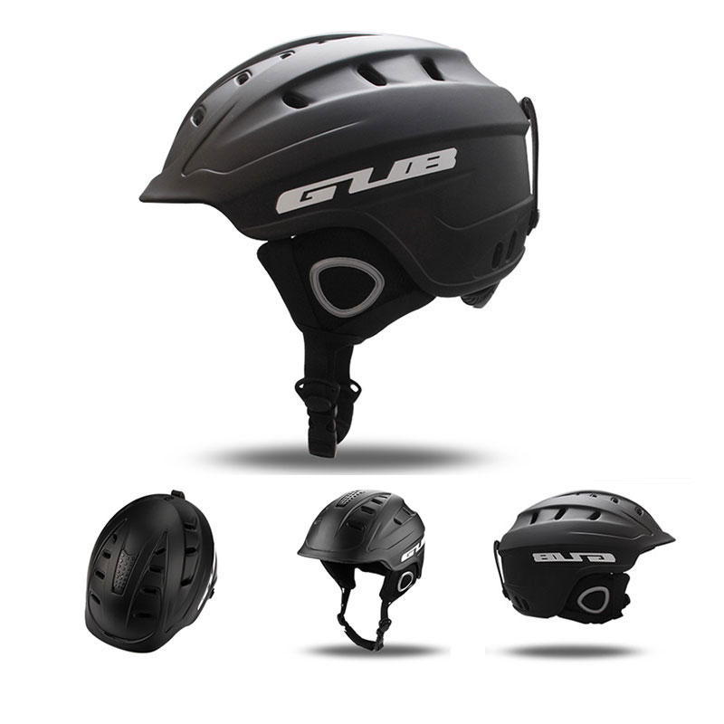 все цены на GUB 616 Multi-functional Skiing Helmet MTB Bike Bicycle Sports Cycling Helmet Safety Horse Riding Integrally-molded Helmet онлайн