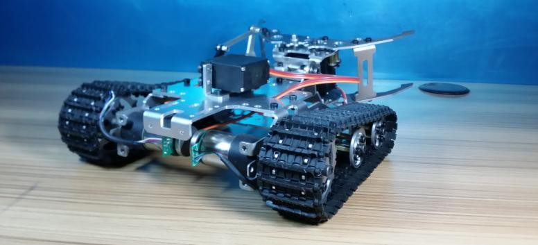Tank chassis (14)