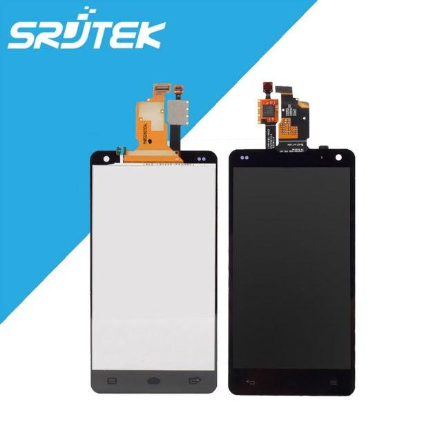 """4.7 """"polegadas preto para lg e975 e971 f180k f180s f180 display lcd com tela de toque digitador sensor de vidro exterior montagem completa"""