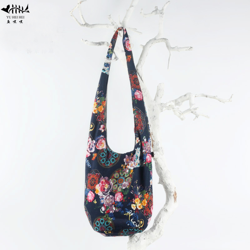 c10cff34218 Detail Feedback Questions about New Spring Vintage Floral Hipster Bags  Women Bohemian Gypsy Hobo Hippie Bucket Bag Women Shoulder Crossbody Bags  Women s ...