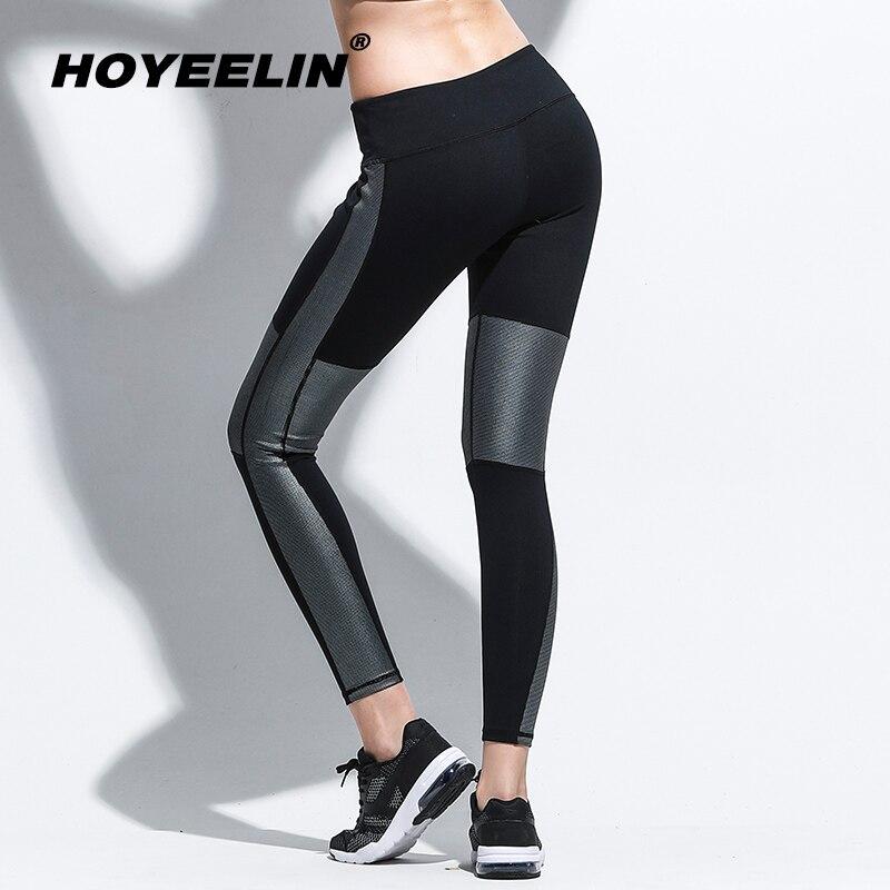 0c2b80ed82 HoYeeLin Sport nadrágok Harisnyák Fitness Push Up Női nagy ...