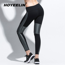 HoYeeLin Sport-legging Panty Fitness Push-up Dames Hoge elastische reflectorbroek Gym Sportbroek Yoga Running Legging