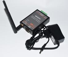 HF2211 المسلسل إلى واي فاي RS232/RS485/RS422 إلى واي فاي/محول إيثرنت وحدة لنقل البيانات الأتمتة الصناعية
