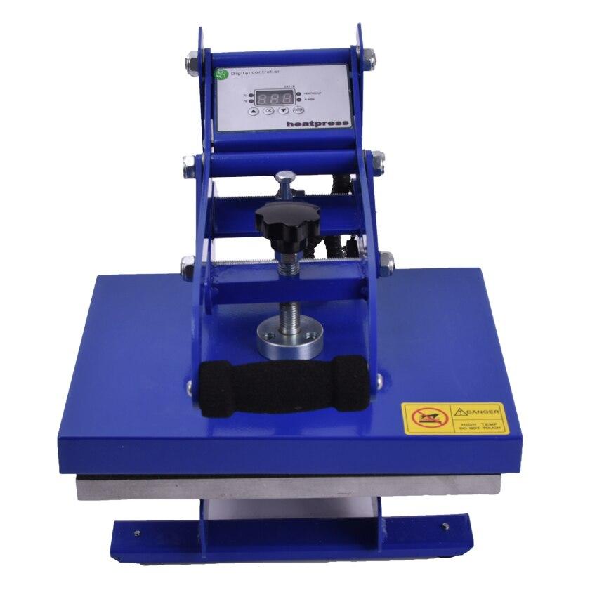1 pcs 23X30CM small heat press machine (HP230A ) 1 pcs 38x38cm small heat press machine hp230a