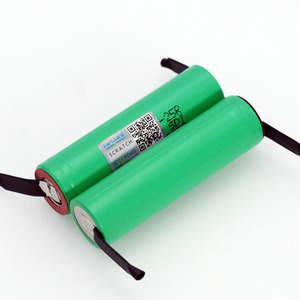 Image 5 - VariCore 100% New Brand 18650 2500mAh Rechargeable battery 3.6V INR18650 25R 20A discharge + DIY Nickel