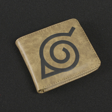 Naruto Konoha Wallet