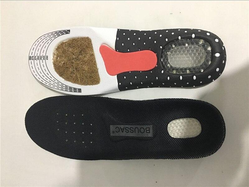 BOUSSAC 18M 151-161 Insoles Premium Comfortable Orthotics Flat Foot Insole Insert Arch Support Pad for Plantar Fasciitis