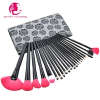 START MAKERS 22Pcs Cosmetic Makeup Brushes Set Blush Powder Foundation Make Up Brush Beauty Tools With