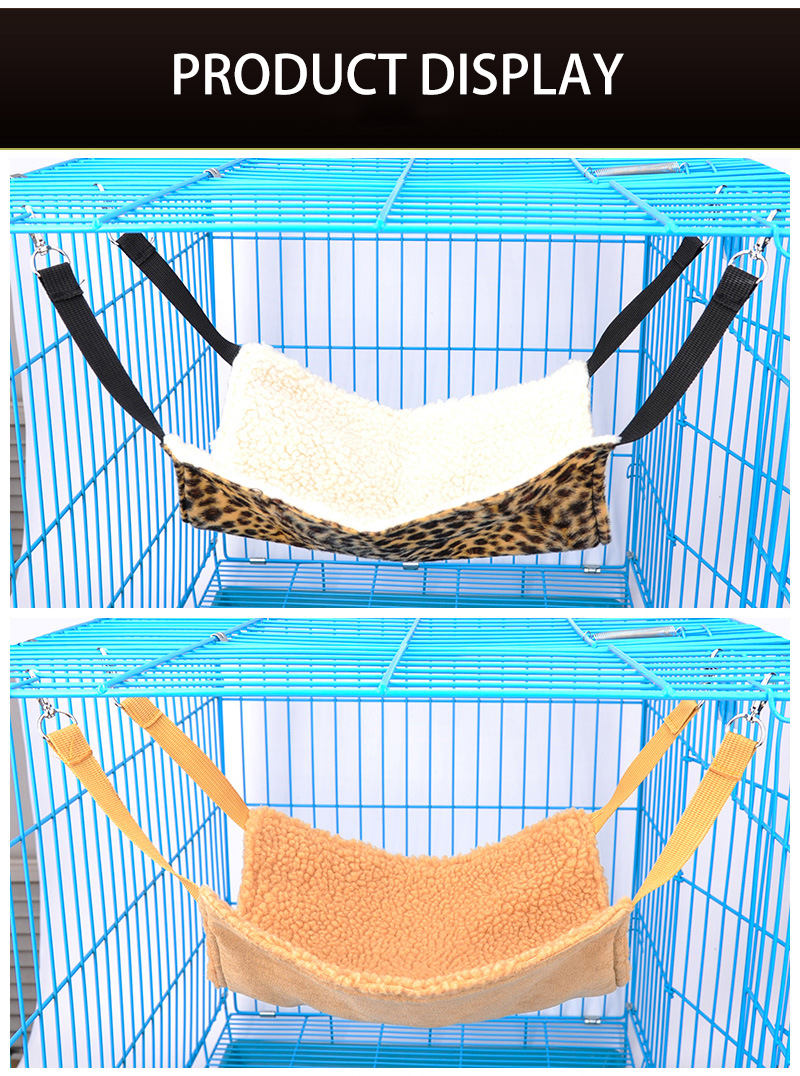 4 цвета, зимний теплый подвесной коврик для кошки, мягкий и удобный гамак для кошки, для питомца, котенка, кровать клетка, чехол, подушка