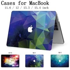Image 1 - Модный чехол для ноутбука MacBook Чехол для ноутбука чехол для MacBook Air Pro retina 11 12 13 15 13,3 15,4 дюймов Горячие сумки для планшета Torba