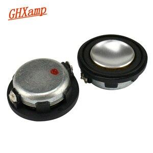 Image 1 - GHXAMP 28mm Vollständige Palette Lautsprecher Bluetooth Lautsprecher DIY 4ohm 2 watt Tragbare Lautsprecher Interne Magnetische PU Rand 2 stücke
