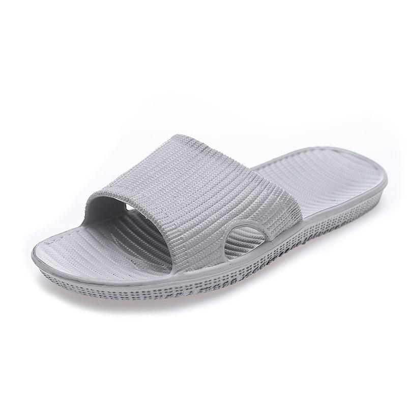 Men's Footwear Summer Women Slippers EVA Flip Flops Home Shoes Family Bathroom Non-slip Shoes Woman Flat Sandals Drop Shipping