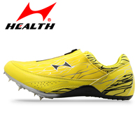 Health track and field Sprint woman sport You man running shoes for men spike summer Sneakers male sports shoes free shipping