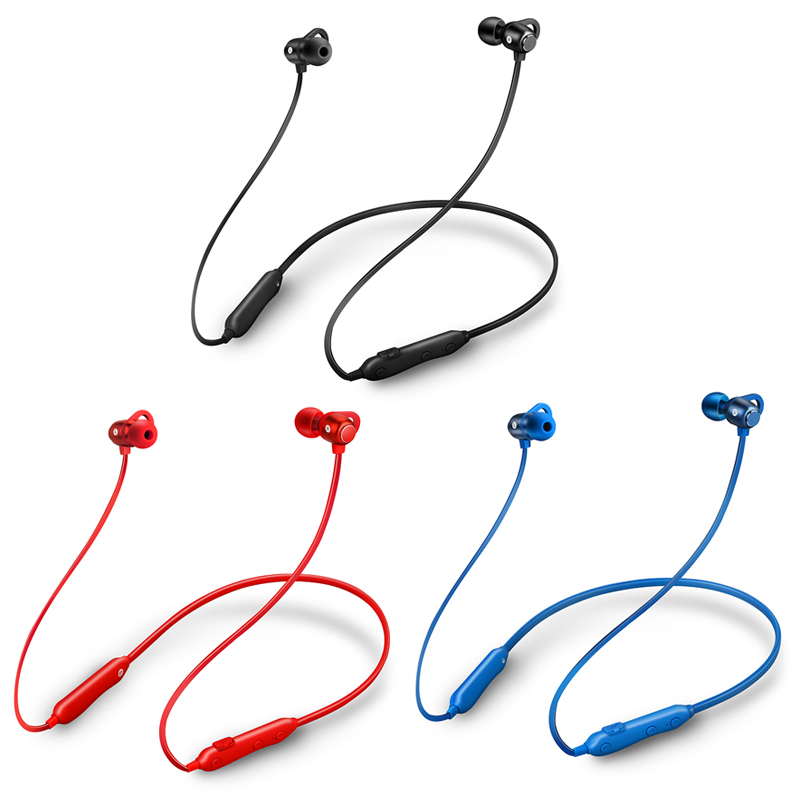 Wireless Bluetooth Earphone Auriculare Sport Neckband Ear Phone For Phone Samsung with Microphone