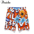 2017 New Summer fashion men casual brand sexy printed boardshort shorts luxury quick drying bramuda mens beachshorts short pants