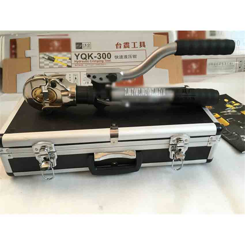 460mm Hydraulic Crimping Tool Hydraulic Compression Tool HT-300 Range 16-300mm2 Maximum  ...
