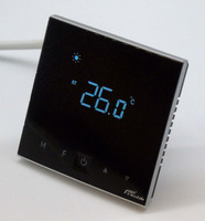 Hot Water Radiant Heating Thermostat With Valve Control