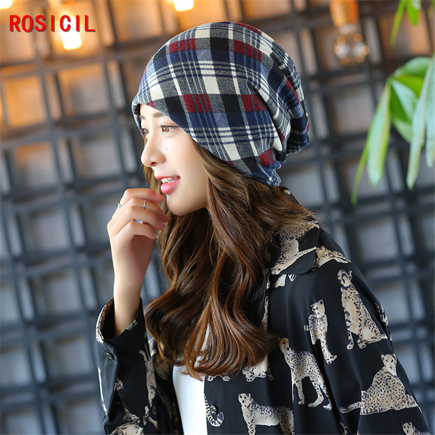 ROSICIL Consumer Cap Knitted Scarf & Caps Winter Hats for Women List Women's Hip-hot Girls Gorros Skullies Women Caps rosicil new letter hats gorros bonnets cocain