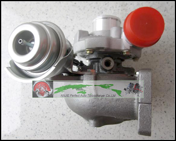Turbo GT1544V 740611 740611-5001S 28201-2A100  28201-2A110 For HYUNDAI Matrix Getz For KIA Cerato Rio Pdride CRDi D4FA D4FB 1.5L
