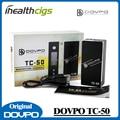100% Original DOVPO TC 50 Box Mod Temperature Control Aluminium battery Box TC-50 1w-50w MOD