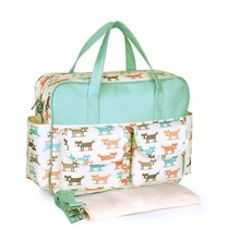 Pregnant women multi-function slung Mummy bag maternal and child package anti-diaper portable baggage baby stroller