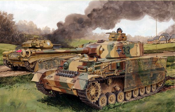 DRAGON 6575 1/35 Pz.Kpfw.IV Ausf.J Last Production - Smart Kit ( 2017 Edition ) trumpeter 01006 1 35 maz 537 last production