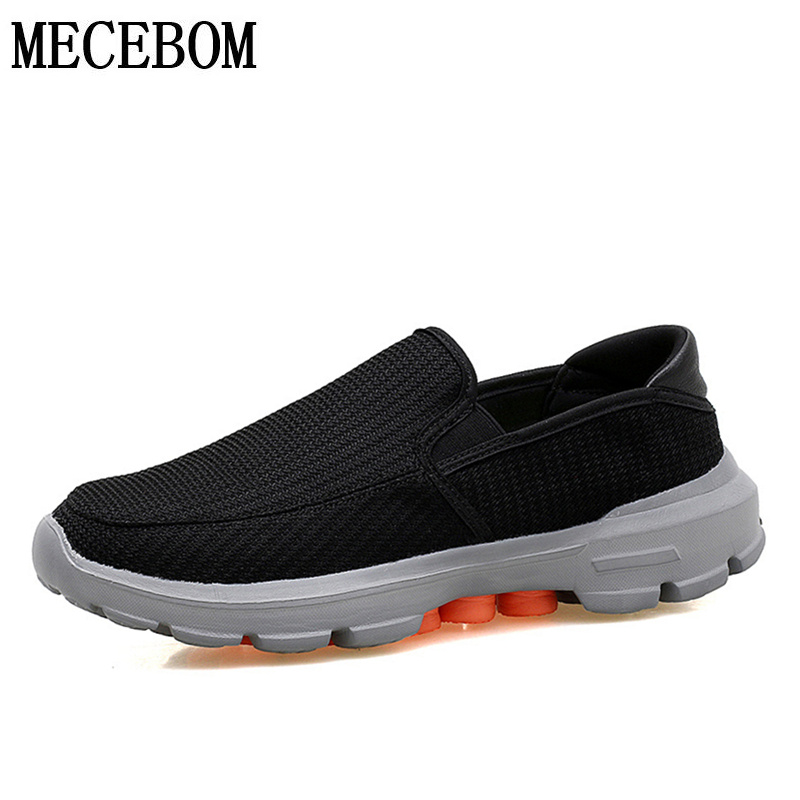 Men shoes Spring Autumn Mesh Breathable Men Casual Shoes MD light slip-on men shoes zapatos hombre size 37-45 879m 2017 new fashion men casual shoes slip on summer breathable hole shoes eva outdoor light shoes zapatos hombre size 39 44 la201m