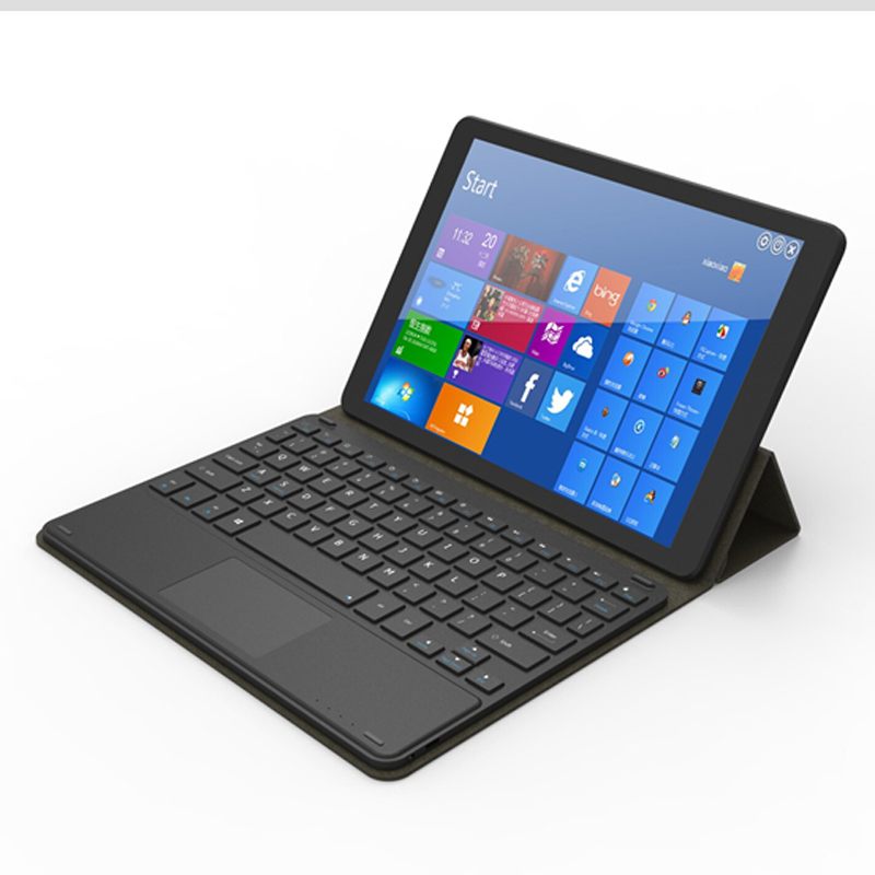 Bluetooh <font><b>Keyboard</b></font> with Touch panel for 10.1 inch <font><b>Voyo</b></font> VBook i3 wifi 4G tablet PC for <font><b>Voyo</b></font> VBook i3 wifi 4G <font><b>keyboard</b></font> case image