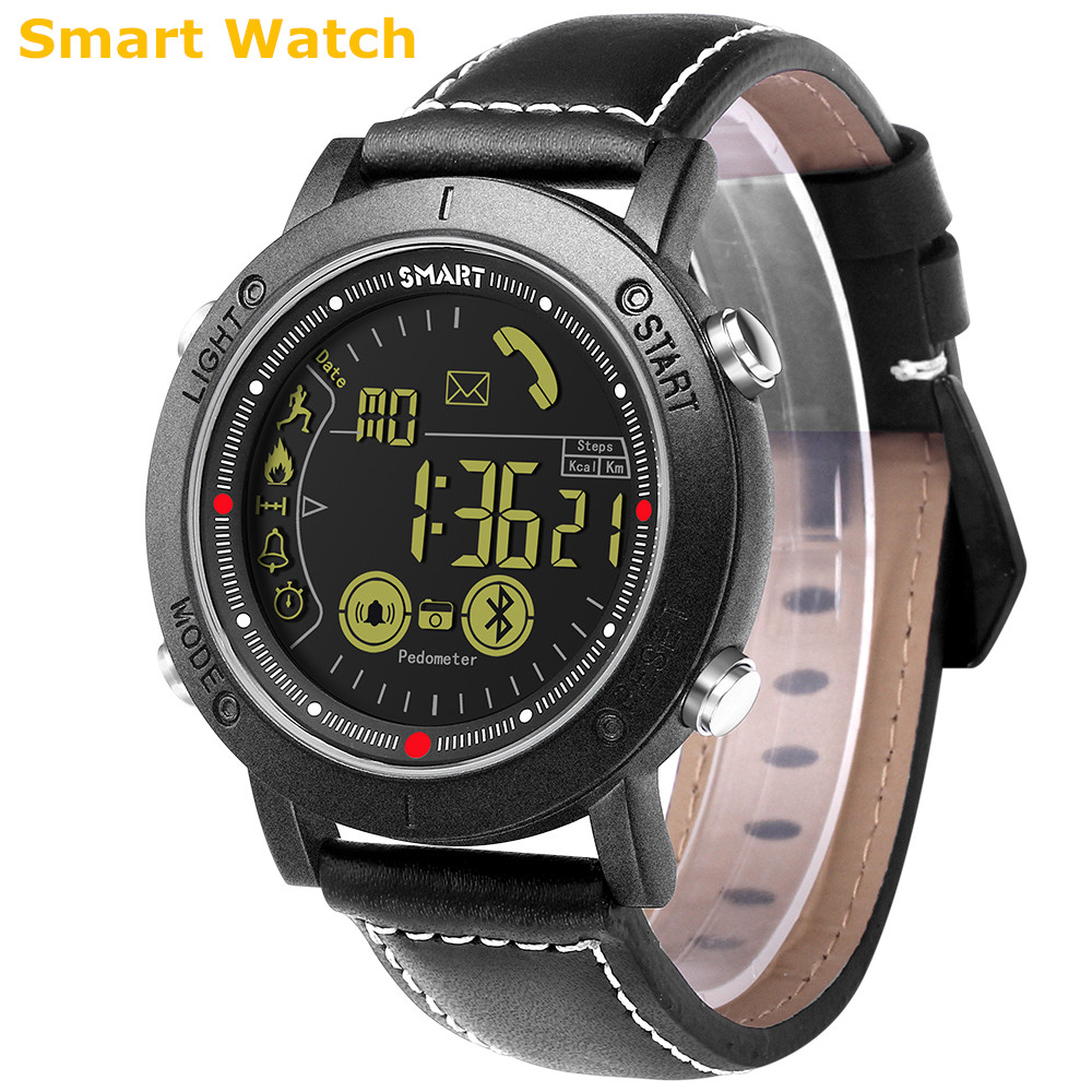 Fashion Smartwatch Electronics Men Waterproof Sport Tracker Fitness Sports Watch Reloj deportivo hombre