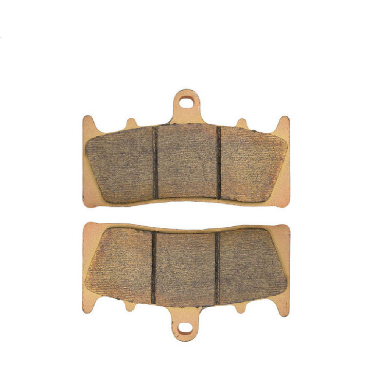 Motorcycle Front Brake Pads Kit For KAWASAKI ZX-6R 98-99 ZX6R 00-02 ZZR600 05-08 NINJA ZX7R Tokico Caliper 96-03