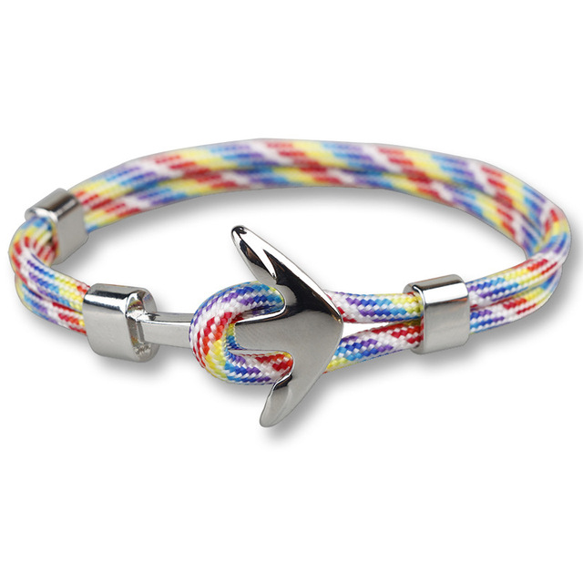 Bracelet Ancre Couple