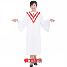 High quality Church dress poetry choir Wear  garment Jesus Service Holy Nun Costume dresses