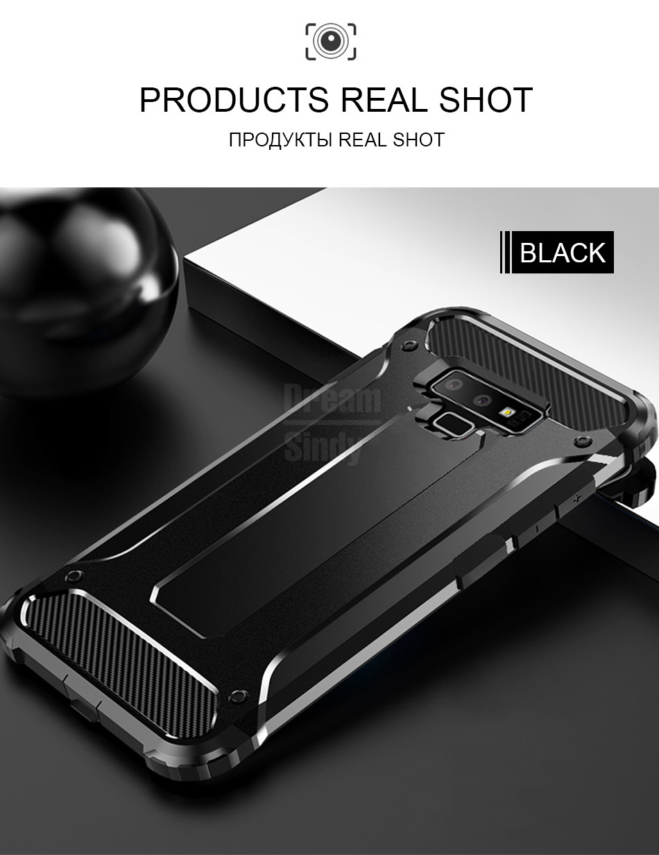 Luxury Armor Shockproof Bumper Case11