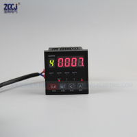 4 ways outputs programmable multi channel time relay timer digital time relay