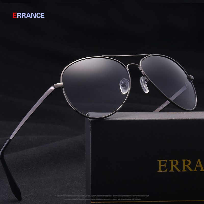 ERRANCE men sunglasses 2017 fashion UV400 Sung lasses for men font b gafas b font font