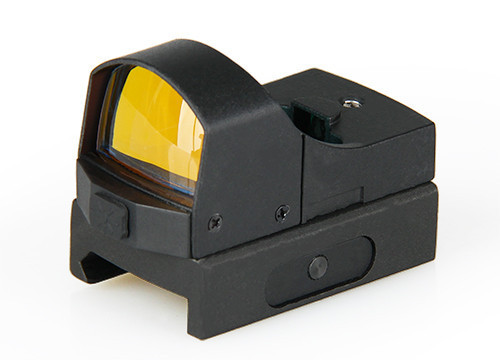 ФОТО New Arrival Tactical 1X23X17 Mini Red Dot Scope For Hunting BWD-032