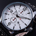 NEW fashion men watches CURREN military sport watches men luxury brand leather strap quartz watch relogio masculino men clock