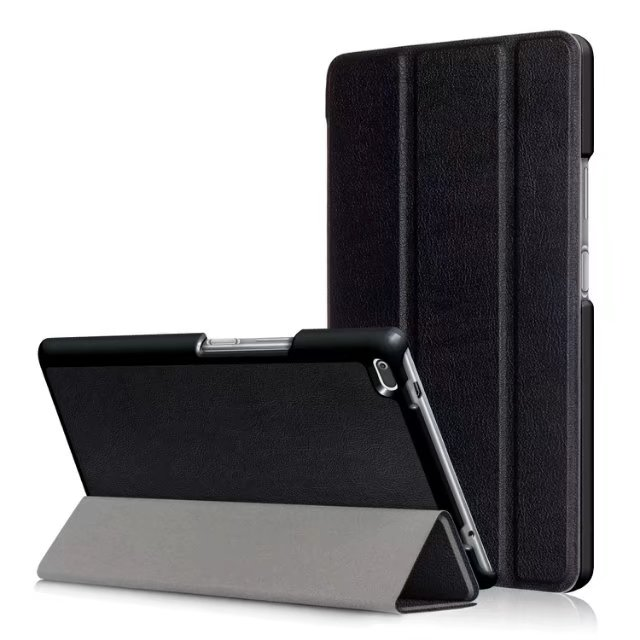 For Lenovo TAB4 10 Plus PU Leather Flip smart case for Lenovo TAB 4 10 Plus TB-X704N TB-X704F Tablet cover Magnet Stand + Stylus