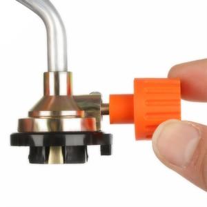 Image 3 - DAYFULI ขายร้อน Flamethrower Burner Butane Gas Blow ไฟฉายมือ IGNITION แคมป์ปิ้ง Welding BBQ เครื่องมือวันหยุดอุปกรณ์เสริมกลางแจ้ง