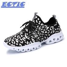 2017 ECTIC Unisex walking Shoes Men and women Sneakers unisex Sport walking Shoes Outdoor Athletic Walking boot free shipping
