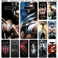 Hot The Wolverine Soft Silicone Case For Samsung