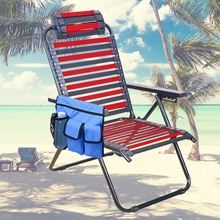 Swimming Beach Chair Hanging Storage Bag Phone Sunglasses Water