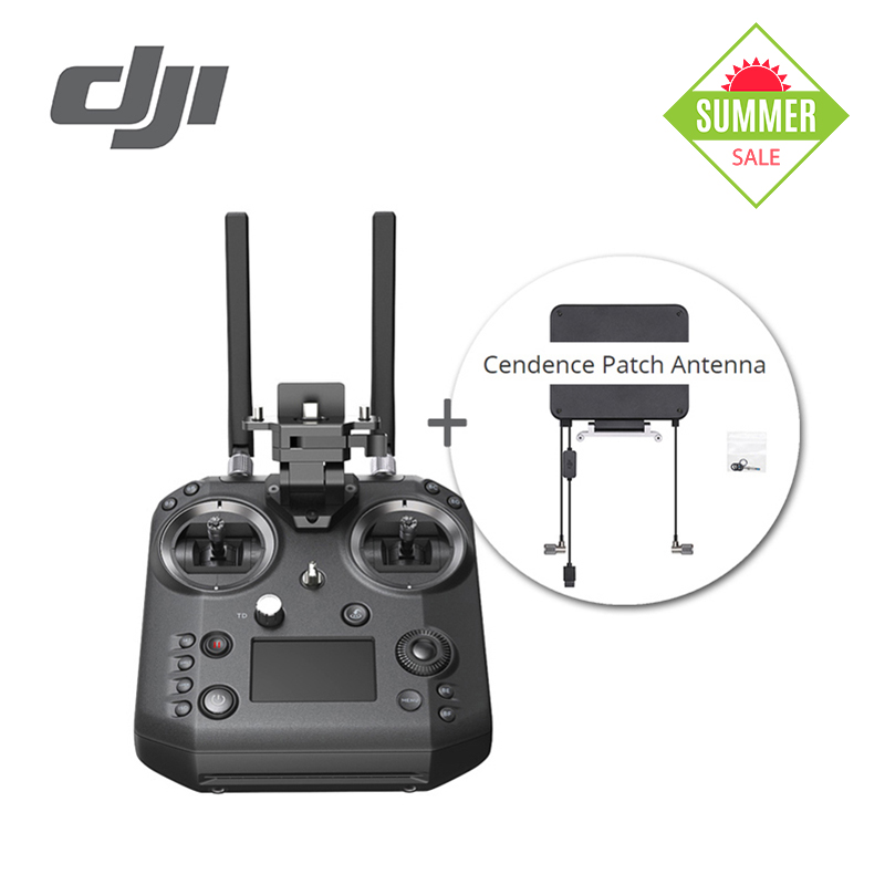 DJI Cendence Remote Controller professional grade compatible with Inspire 2 Matrice 200 Series CrystalSky Intelligent Battery